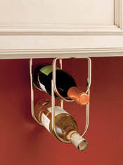 rev a shelf wine bottle under cabinet organizer wall accessories