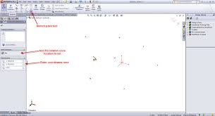 3d sketching techniques insert points and connect the dots