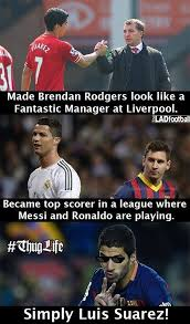 soccer memes suarez is a beast facebook