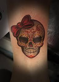sugar skull sugar skull tattoos