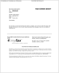 can i fax my resume online faxing a resume and cover letter blank fax cover letter template