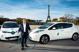 renault zoe 2016 all electric vehicle only sales cross 100 000 in europe for 2016