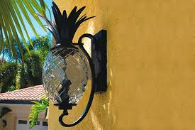 pineapple outdoor light fixtures outdoor lighting glamorous pineapple outdoor lights pineapple