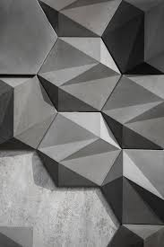 concrete wall decoration on behance texture materials