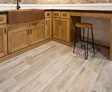 Hardwood Floor Tile Tile Flooring By Material The Tile Shop