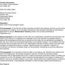 mining cover letter no experience cover letter no address of employer image collections cover