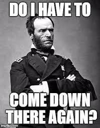 Sherman Meme - general sherman imgflip