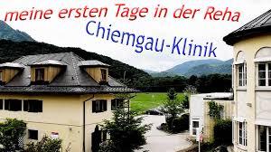 Bad Feilnbach Reha Meine Ersten Tage In Der Reha Chiemgau Klinik Marquartstein Youtube