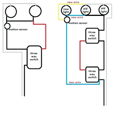 Installing A Motion Sensor To An Existing Light Fixture Motion Sensor For Existing Porch Light And Installing A Motion