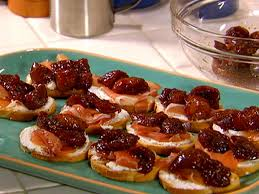 887 best crostini images on goat cheese food