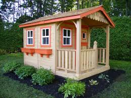 Backyards For Kids by Wood Playhouse Backyard Landscaping Ideas For Kids Design