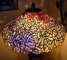 Stained Glass Light Fixtures Stained Glass Ceiling Fan Light Shades Foter