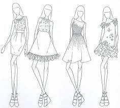 fashion design sketches of 2014 2015 fashion trends 2016