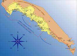 Cinque Terre Italy Map The Blue Path 2 Of The Cinque Terre