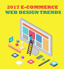 design trends 2017 e commerce web design trends for 2017 infographic