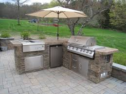 stylized rustic outdoor kitchen ideas rustic outdoor kitchen in