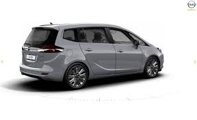 opel zafira interior 2016 this is likely the facelifted 2017 opel vauxhall zafira tourer