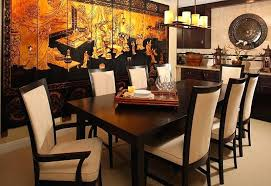 Asian Dining Room Furniture Asian Dining Room Sets Loft Asian Style Dining Room Tables Azik Me