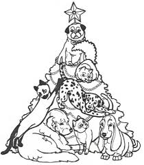 get this online christmas tree coloring pages 31407