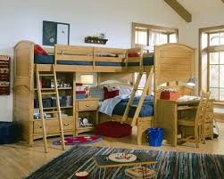 Best Awesome Bunk Bedroom Images On Pinterest Children Bunk - Awesome 5 piece bedroom set house