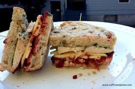 thanksgiving leftover sandwich thanksgiving leftovers u201d sandwich u2013 saffron spoon