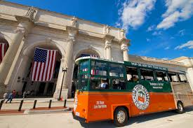 Washington Dc Attractions Map Frequently Asked Questions Old Town Trolley Washington Dc