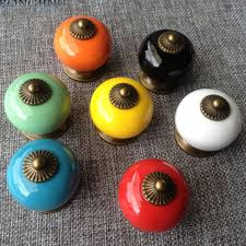 Porcelain Knobs For Kitchen Cabinets by Online Get Cheap Porcelain Handle Aliexpress Com Alibaba Group