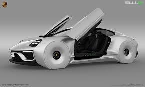 porsche concept 2020 porsche 911e by emrehusmen electric 911 emre husmen