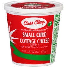Cottage Cheese Low Fat by Small Curd Grade A Lowfat Cottage Cheese Calories Nutrition