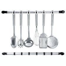 barre ustensiles cuisine inox porte ustensile cuisine barre ustensiles cuisine inox support