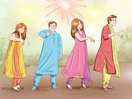 how to celebrate diwali 14 steps with pictures wikihow