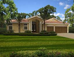 one level houses 105 best mediterranean home plans images on