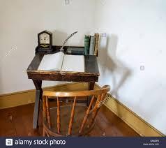 Small Vintage Writing Desk Vintage Writing Desk Books Stock Photos Vintage Writing Desk