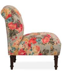 bradbury garden odyssey fabric tufted accent chair direct ships
