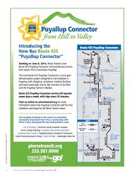 Pierce College Map Puyallup Sumner Chamber Of Commerce U2013 Maps