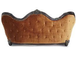 wood trim sofa aico amini innovations living room wood trim sofa 76815 dpbrn 57