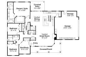 ranch house floor plans open plan ranch house floor plans with walkout basement loft open plan front