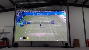 anyone for tennis watching we mean testing our 3 9mm pitch