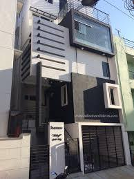 ashwin architects project luxury 3bhk house design in uttarahalli