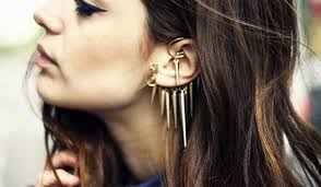 how do you wear ear cuffs ear cuffs as one of the jewelry trend 2013 2014