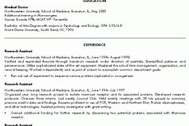 Doctor Resume Example by Shadowing A Doctor Resume Reentrycorps