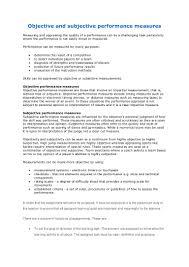 statement of purpose and objectives objectiveandsubjectiveperformancemeasures 131205185717 phpapp02 thumbnail 4 jpg cb 1386269872