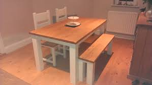 Solid Pine Table Solid Wood Dining Furniture