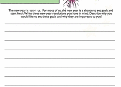 4th grade new year worksheets u0026 free printables education com