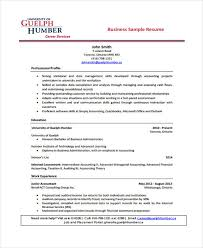 Sample Resume For Junior Accountant by 7 Formal Curriculum Vitae Free Sample Example Format Download