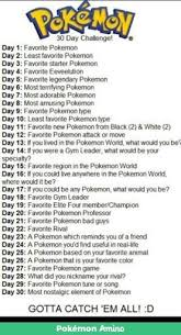 Does The Water Challenge Hurt The 30 Day Challenge Pokémon Amino