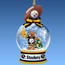 pittsburgh steelers snow globe ornaments your 1st one is free