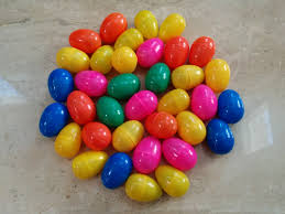 36 surprise easter eggs great kid u0027s toys for egg hunt and party