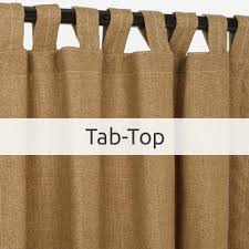 Orange And Beige Curtains Outdoor Curtains Dfohome