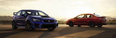 sti subaru 2017 subaru u0027s upgraded wrx wrx sti models at naias 2017
